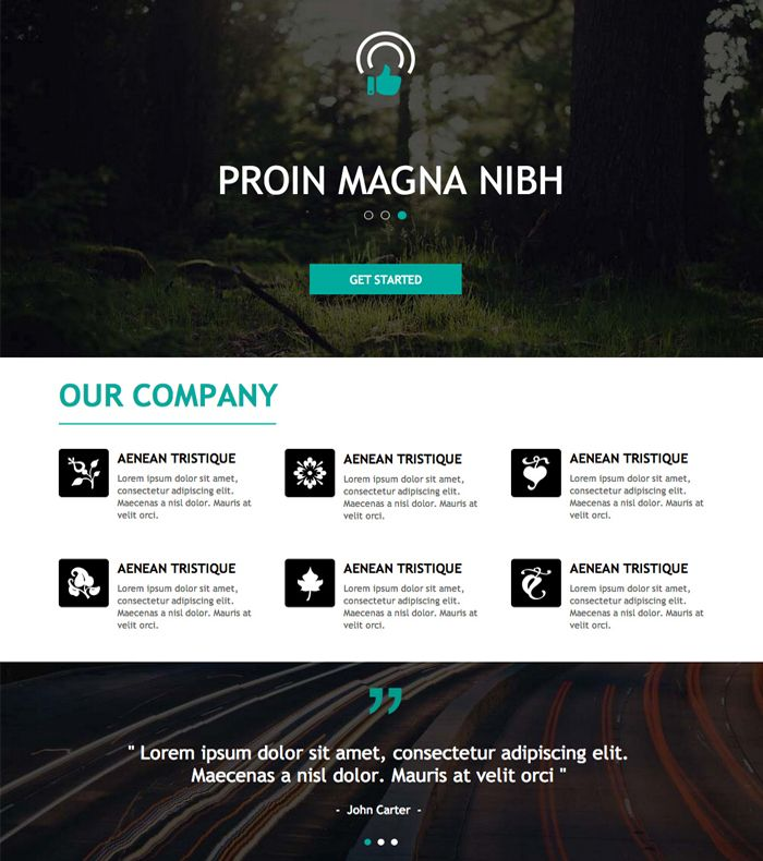 33 best Adobe Muse Free Themes images on Pinterest | Adobe muse ...