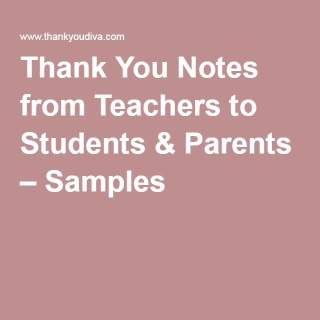 Best 25+ Teacher thank you notes ideas on Pinterest Volunteer - thank you letter to employees