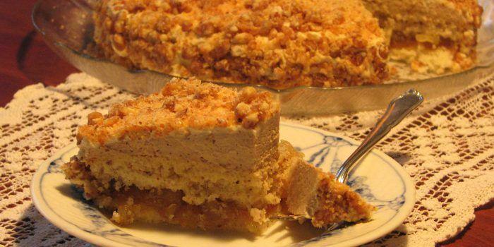 Gluten- og laktosefri mokkalagkage