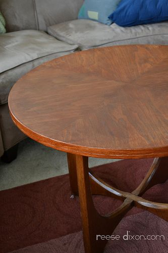 Wood Veneer Table Refinishing Projects for current house  : 06eb53a4bcc542b2d69ab71455c4ffa1 from pinterest.com size 333 x 500 jpeg 26kB