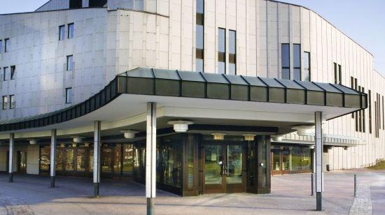 Aalto Musiktheater Essen, Germany/ Alvar Aalto