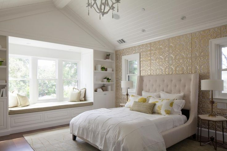 We could read and sleep all day and night in this haven! Image via Rooms Viewer   HGTV