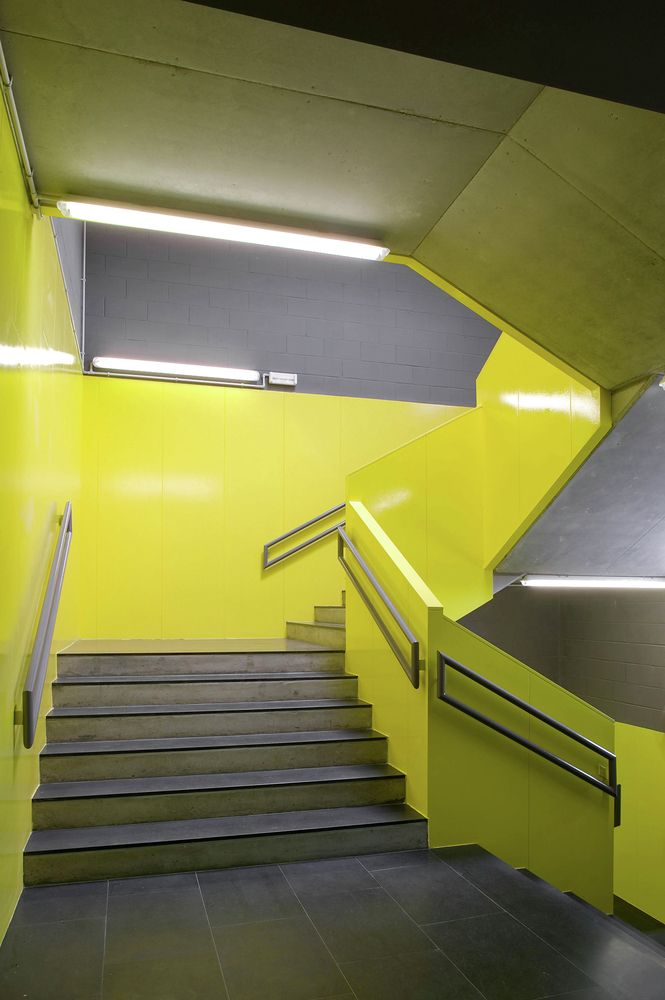 "Gallery - Primary School ""Puig de les Cadiretes"" / Jaume Valor + Marc Obradó + Elisabeth Sadurní - 8"