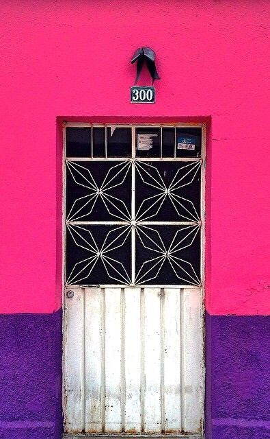 Puebla, Mexico door