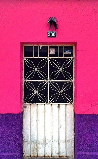 Puebla, Mexico door