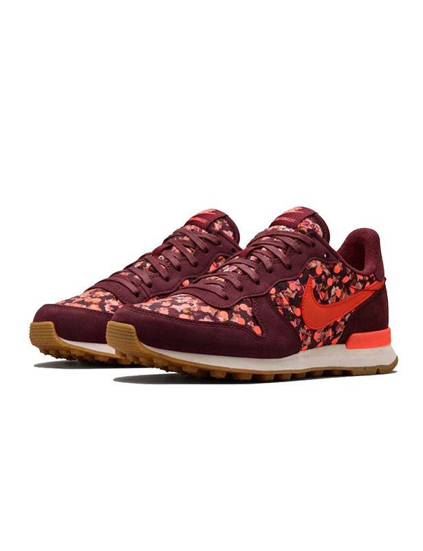 Sneaker estampadas Nike flores