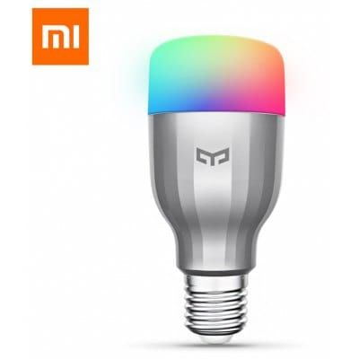 Share and Get It FREE Now | Join Gearbest |   Get YOUR FREE GB Points and Enjoy over 100,000 Top Products,Xiaomi Yeelight AC220V RGBW E27 Smart LED Bulb