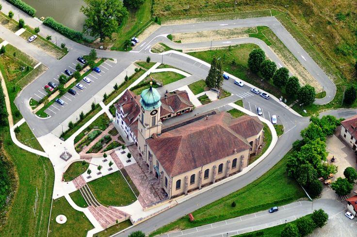 Basilique Notre-Dame de Thierenbach - Jungholtz