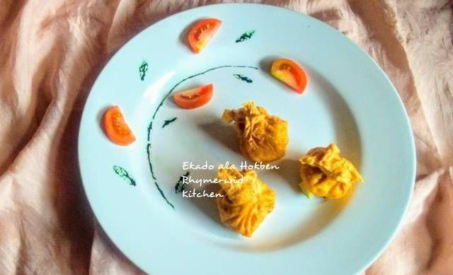 Resep Ekado Udang Ayam Ala Hokben Oleh Rhymerwid Kitchen Resep Diet Rendah Kalori Cemilan Diet