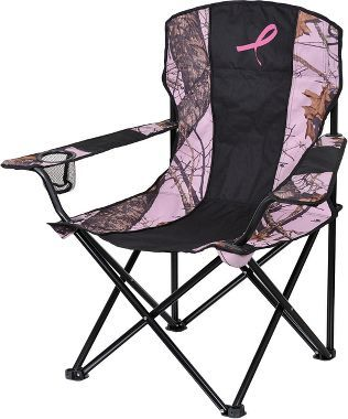 Cabela's: Mossy Oak® Breast Cancer Awareness Chair