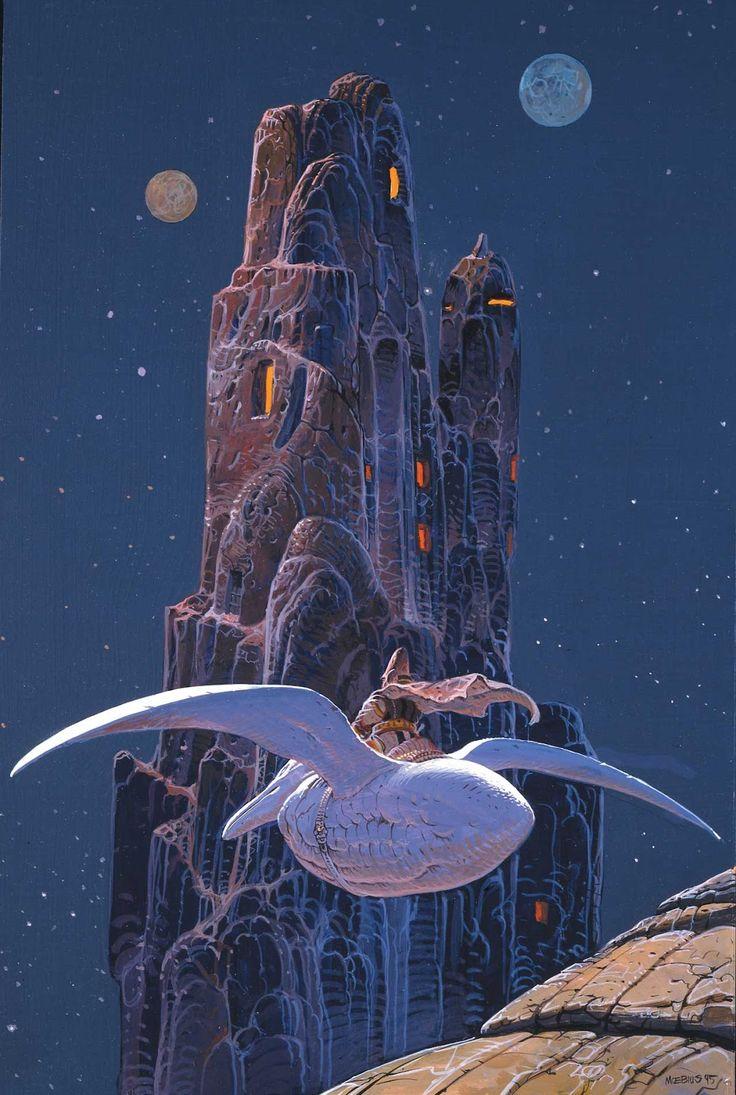 Jean Giraud alias Mœbius (dessinateur) - Forums Mx, scans et episodes Naruto Shippuden, Bleach, One Piece, Fairy Tail, Reborn, Kuroko, Hunter X Hunter