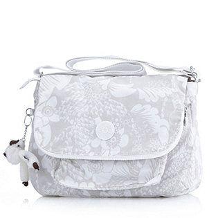 Kipling Garan Messenger Bag with Flapover Compartment