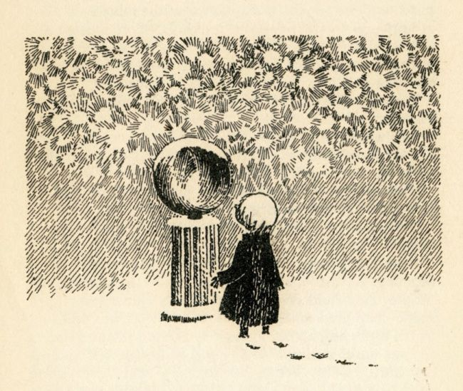 """""""Moominvalley in November"""" by Tove Jansson"""