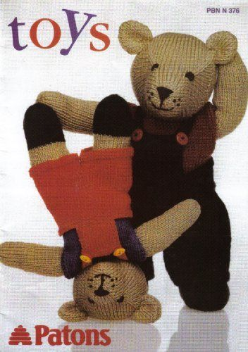 Patons Knitting Patterns Toys : 17 Best images about book & patterns I have in my ...