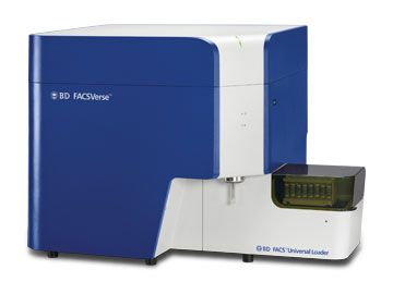 BD Biosciences FACSVerse flow cytometer