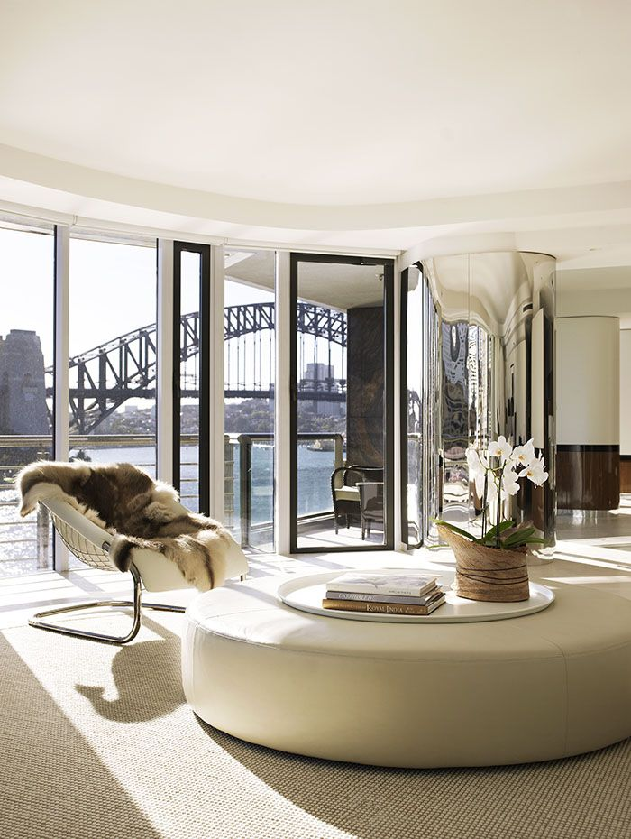 Blainey north sydney harbour apartment for Apartment design sydney