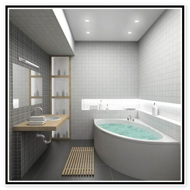Houzz Home Design Ideas: Images Of Small Bathroom Designs In India