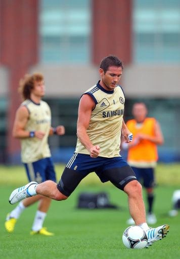 Frank Lampard - #Chelsea  #Quiz  #The Blues