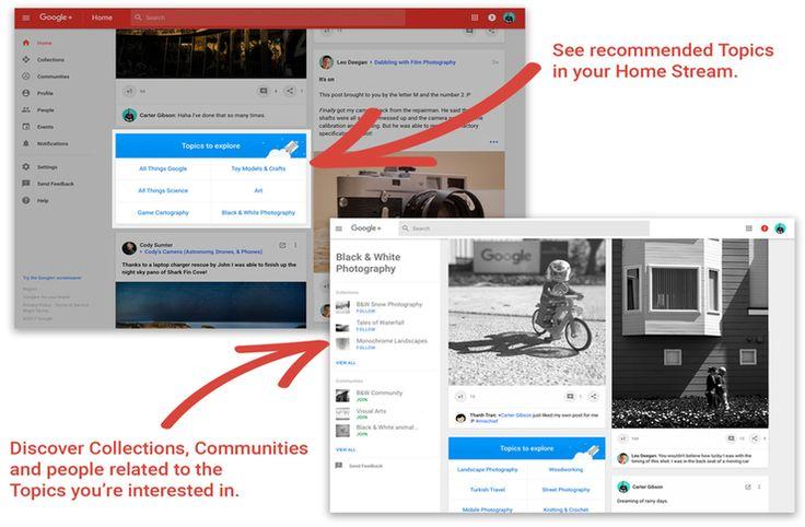 Google+ 'Başlıklar' yeni bir özellik kazanıyor - https://teknoformat.com/google-basliklar-uygulamasi-aktif-kullanici-topluluklari-one-cikariyor-13581