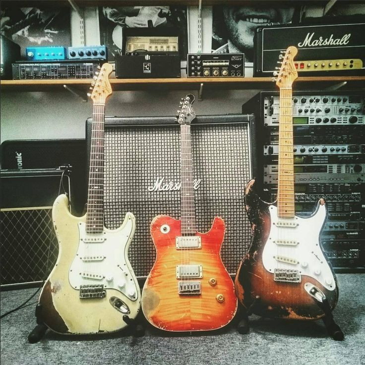 Hansen guitars musica