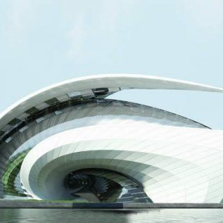 The architecture goes so further than any brain of ordinary human can handle. The architects and designers create those marvelous solutions so futuristic and unusual that is thrilling view. The gallery bellow slap me... #futuristicarchitecture