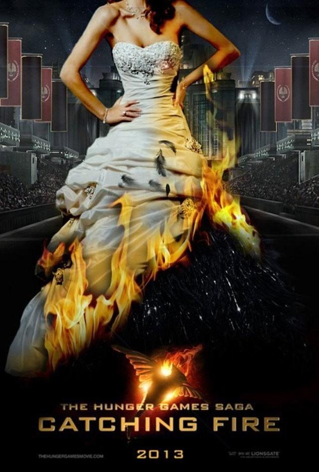 Catching Fire movie!