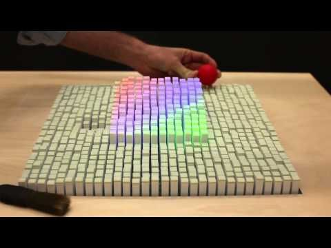 ▶ Amazing Technology Invented By MIT - Tangible Media - YouTube