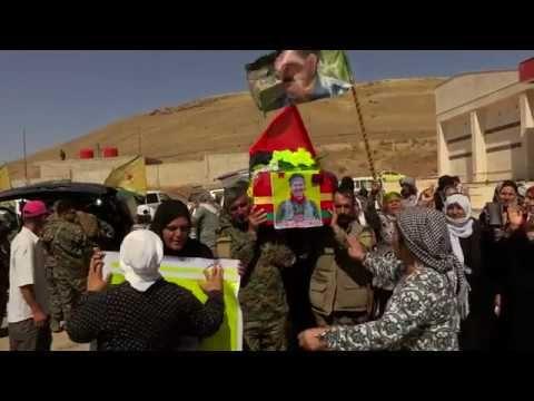 #Media #Oligarchs #MegaBanks vs #Union #Occupy #BLM #SDF #Humanity  Anarchist Şehîd Robert Grodt (Demhat Goldman) Ceremony in Rojava   https://www.youtube.com/watch?v=5YiuRRqTh_c