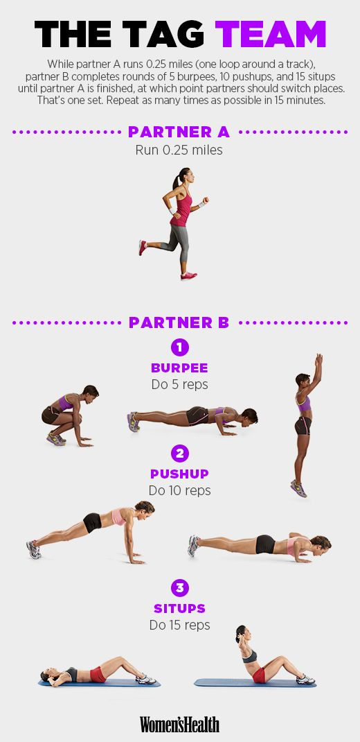 The Workout That'll Make You Feel Like a Gym Class Hero