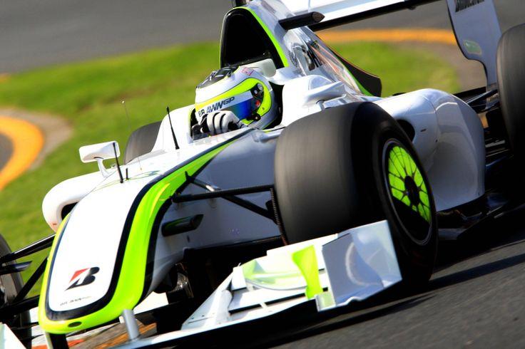 Rubens Barrichello, Brawn GP; 2009 Australian F1GP; Albert Park, Melbourne