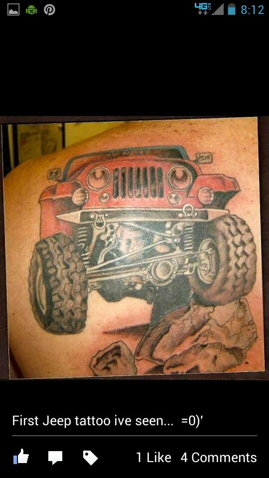 17 best images about jeep tattoos on pinterest jeep wrangler yj tattoo you and get outdoors. Black Bedroom Furniture Sets. Home Design Ideas