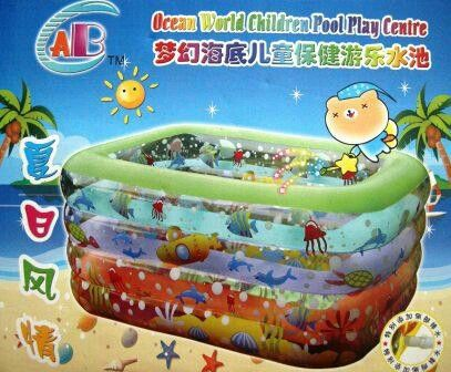 AB children pool 140x110x70cm moq 3 @ 290.000