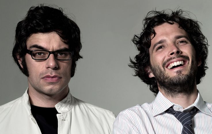 Jemaine and Bret