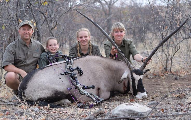 What an incredible family trip and hunting adventure in Namibia!