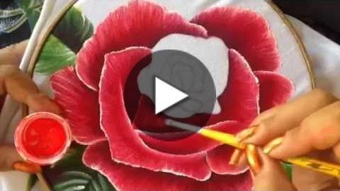Pintando rosa 2 | Cantinho do Video