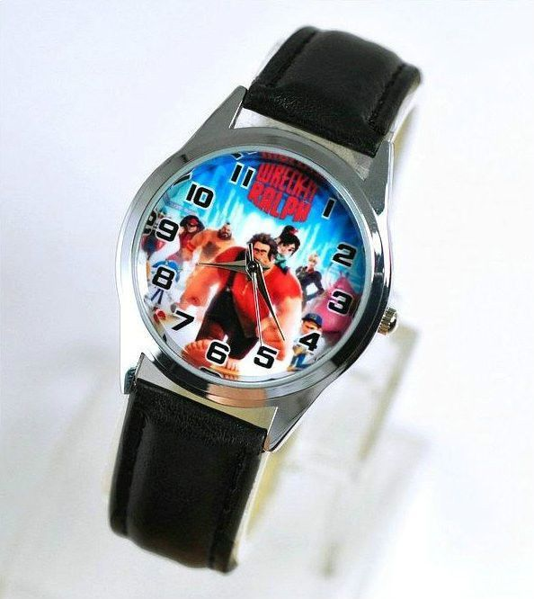 New Cute Wreck-It Ralph Child Girl Wrist Watch Xmas 186 #unbranded #Casual