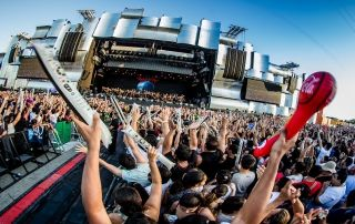 Rock in Rio Launches Amazon Reforestation Project 19-29th may