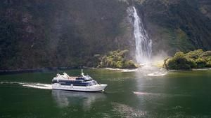 Milford Sound Scenic Cruises, Real Journeys