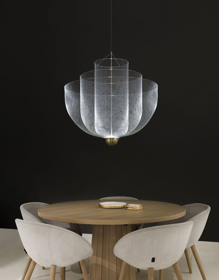 Meshmatics chandelier moooi us
