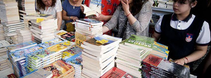 Revisa las actividades destacadas de la Feria del Libro de Santiago 2017 - Cooperativa.cl