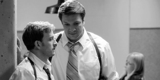 Nathan Fillion in Joss Whedon's  black-and-white take on William Shakespeare's Much Ado About Nothing.Film, Ado, Tom Lenk, Joss Whedon, Williams Shakespeare, Amy Acker, Josswhedon, Nathan Fillion, Richard Castles