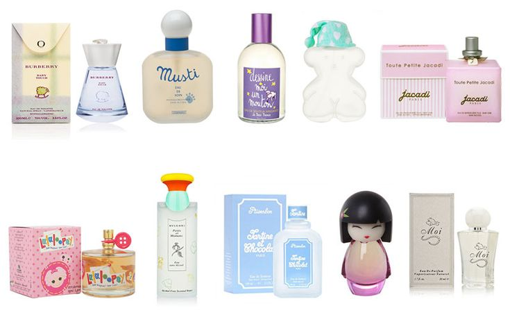 Check out the best kid's perfumes on the market. We've got the best scents for little kids up to teens!