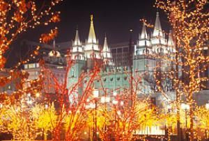 Salt Lake City Holiday Events - Music, Theatre, Dance, Parties, Light Displays, Free Events and More: Holiday Light Displays