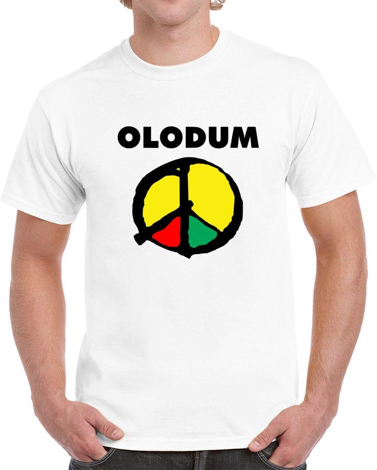 Olodum Logo T Shirt