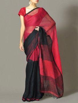Indu Cotton Khadi Saree