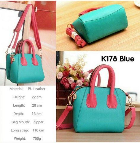 supplier tangan pertama K178 Blue