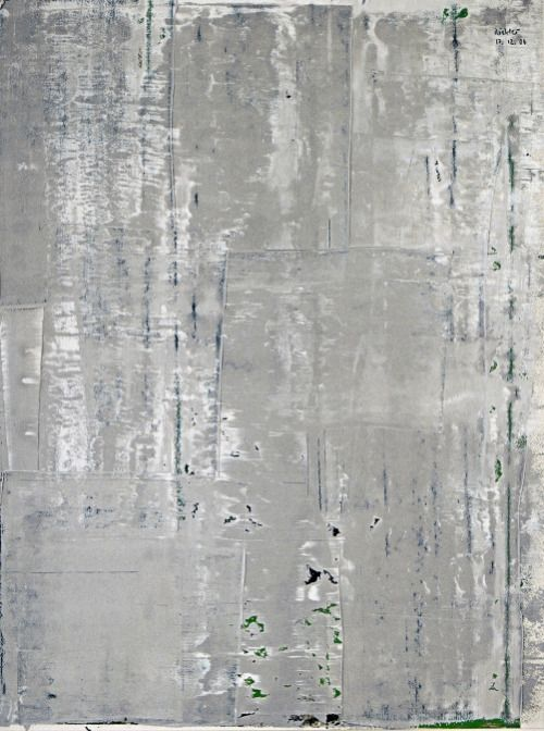 Gerhard Richter, Grau