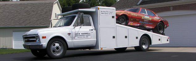 RACE CAR TRAILERS,HAULER'S & RAMP TRUCKS