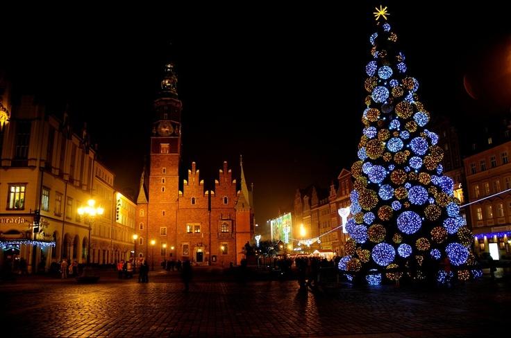Christmas tree on Fotopedia