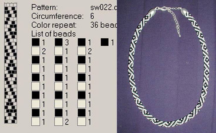 Схемы для вязания турецких жгутов. Комментарии : 6 around